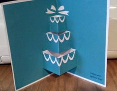 Made with Artfully Sent, the new Cricut cartridge from Close To My Heart. Picture tutorial.