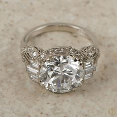 Estate Diamond Jewelry : Photo #diamondjewelry