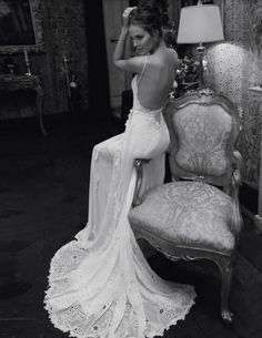 Vintage Wedding Dress   Absolutely gorgeous !!
