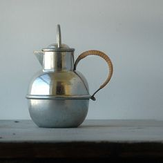 Hanle & Debler Teapot by SwitchbladeandCookie on Etsy