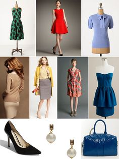 FASHION - Pan Am Fashion - Merriment Style Blog - Merriment - A Celebration of Style and Substance