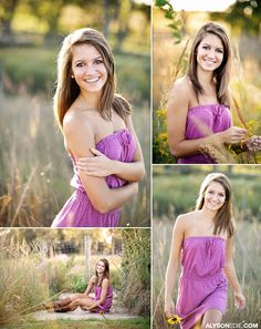 Senior pictures. Not a common thing to photograph in New Zealand. But a great tip for when my kids are this age!