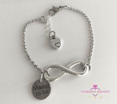 Zwangerschapsarmbanden ❤️ uniek sieraad tijdens zwangerschap Bracelets, Silver, Jewelry, Wristlets, Jewlery, Jewerly, Schmuck, Jewels, Jewelery
