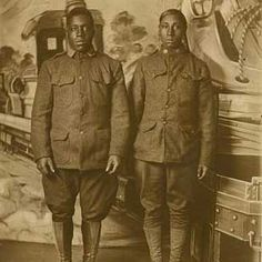 World War I   Infantry soldiers