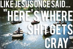 Dailygrace quotes!  like Jesus once said...