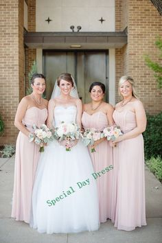 Long Bridesmaid Dresses long prom dress party by SpecialDayDress, $115.00