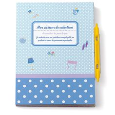 blue-doted note
