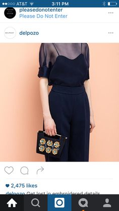 63a4639005 Delpozo, Instagram, Overalls, Cold Shoulder Dress, Dresses For Work, Wrap  Dress