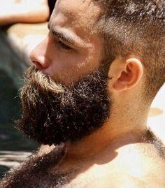 Show me your beard! Great Beards, Awesome Beards, Beard Styles For Men, Hair And Beard Styles, Hairy Men, Bearded Men, Oscar 2017, Medium Length Wavy Hair, Sexy Beard