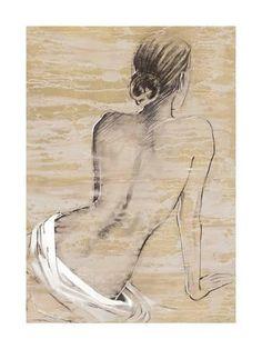 Retreat I Art par Saro sur AllPosters.fr