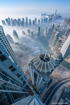 Dubai, UAE - Amazing photograph, beautiful perspective. I don't know why, but i have never show interest in visiting Dubai. I pinned this photo just because of the view towards the city.  - Dragan (https://twitter.com/Colorful_Planet)