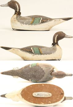 Pintail Drake by Charles Pice. Born and raised in Astoria 1890-1...