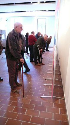 L'exposició al Museu de l'Exili 14/11/2009