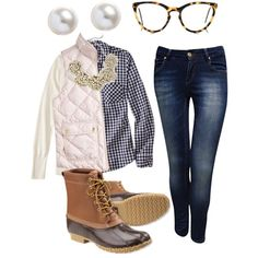 Created in the Polyvore Android app. http://www.polyvore.com/android #llbean #beanboots