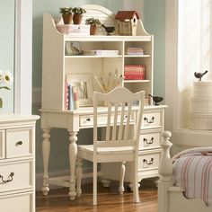 Seaside Desk from PoshTots Possibility without hutch.  Great price point!