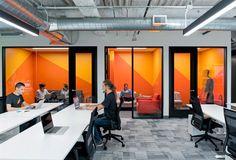 Una mirada al interior de las oficinas de Instacart en San Francisco - FRACTAL estudio + arquitectura