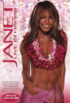 I wish I had her body!  My 2nd inspiration for dance!  I love Janet!