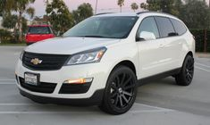 IMG 5262 cropped - 22s on 2014 - Photo Gallery - Chevy Traverse Forum