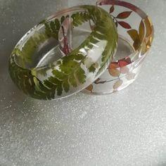 Moje první náramky. Mám z nich radost 😀. My first resin bracelet. #bracelet #resin #art #natural #diy Bracelets, Instagram, Bracelet, Arm Bracelets, Bangle, Bangles, Anklets