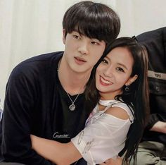 Read Liskook from the story BLACKPINK X BTS by xJeonjeonggukx (전정국) with 827 reads. Bts Jin, Bts Jungkook, Kpop Couples, Cute Couples, Seokjin, Parejas Goals Tumblr, 17 Kpop, Bts Twice, Wattpad Book Covers