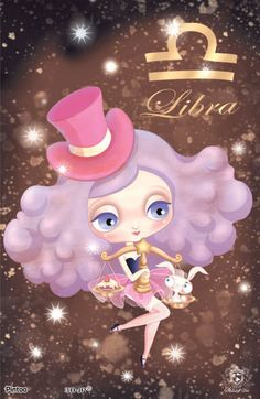little lady Libra