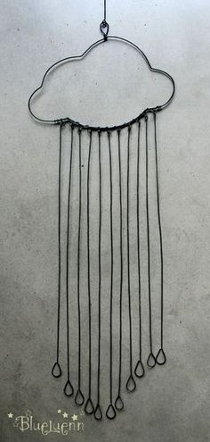 33 awesome wire crafts to do cool things . - 33 awesome wire crafts to do cool things … - Mobiles, Carillons Diy, Sculptures Sur Fil, Crafts To Make, Arts And Crafts, Art Fil, Diy Wind Chimes, Creation Deco, 3d Pen