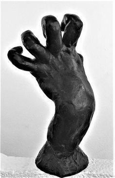 Auguste Rodin (1840-1917) - Grande main crispée, 1884-1886 Auguste Rodin, Rodin Artist, Carpeaux, Camille Claudel, Last Supper, Contemporary Sculpture, Ad Art, The Washington Post, Art And Architecture