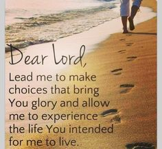 Lord I pray continually, to give my life to You... and that in Everything I say and Everything I do, I do it All, to Glorify You!!  Praise Your Glorious and Holy Name Jesus!!