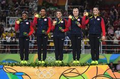 Team USA : Rio Olympics 2016: Best images from Day 4