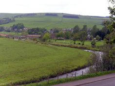 Gala Water at Stow, Scottish Borders