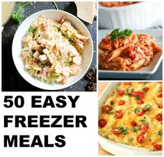 From SixSistersStuff: Make these EASY FREEZER MEALS ahead of time and pull them out on a busy night for a delicious home-cooked meal. This is a collection of our BEST go-to freezer meal recipes that your family will love. Slow Cooker Beans, Slow Cooker Italian Beef, Cooks Slow Cooker, Slow Cooker Chili, Make Ahead Freezer Meals, Easy Meals, Freezer Cooking, Easy Recipes, Fast Dinners