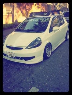 Honda Fit Is My Future Baby 3