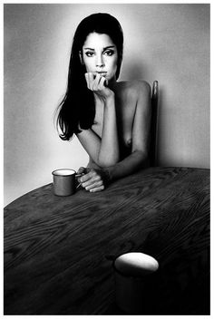 "Jeanloup Sieff - ""Judy, New York, 1965""pst"