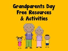 LMN Tree: Grandparents Day Resources