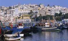 Bohemian rhapsody: Falling (again) for Tangier, Morocco's exuberant swirl of a city
