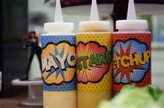Superhero themed food - AT&T Yahoo Image Search Results