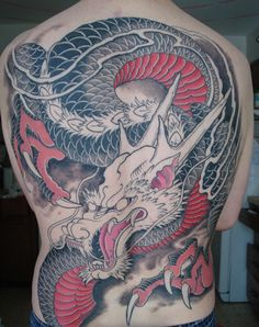 Dragon Tattoo Meaning | 18-Dragon_Tattoo_by-captaindumbass