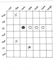 """sink a ship"" articulation game similar to battleship- good idea for older sentence/convo/maintenance level practice"