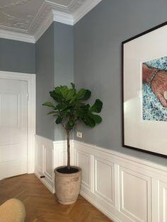 House Goals, Apartment Interior, Interior Design Inspiration, My Room, Interior And Exterior, Entryway, Planters, Vand, House Design