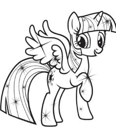 My Little Pony Coloring Pages Rarity Tiara Coloring Pages Pony