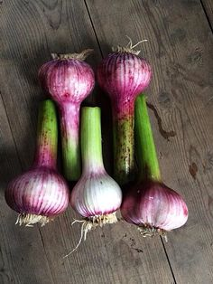 Always a treat and adds a wonderful light sweet flavour to our cooking, our stunning fresh wet Organic Vegetables, Fruits And Vegetables, Allium, Onion, Garlic, Fresh, Cooking, Sweet, Food