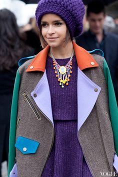 Miroslava Mikheeva-Duma - Invited Fashion Editor, OK! Magazine, Russia - Page 12 - the Fashion Spot