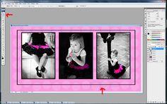Photoshop storyboard tutorial