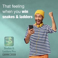 How is your reaction when you win the #snakesandladder game? #familygame #onlinegame #gameforall #fungame #snl #offlinegame #mobilegame Board Game Online, Offline Games, Classic Board Games, Family Board Games, Ladders, Snl, Snakes, Fun Games, Play