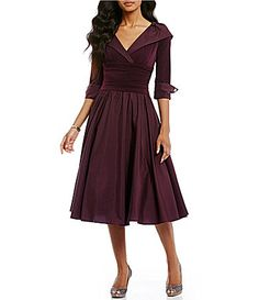 Jessica Howard PortraitCollar Party Dress #Dillards
