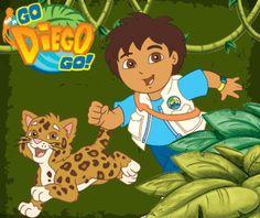 Diego with Baby Jaguar - Go, Diego, Go! - Wikipedia, the free encyclopedia