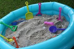 Under the sea / little mermaid birthday party ideas - treasure hunting activity