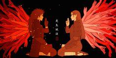 """是生滅法/ Hashimada """"zeshoumeppou- The law of arising and ceasing; the law of creation and destruction."""" """"hametsu- destruction"""" """"souzou- creation"""" I got two separate requests for these two, so I decided to make them..."""