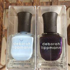 PSA: Deborah Lippmann polishes 2 for $9.95 on HSN!
