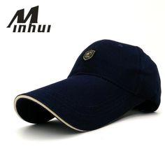 0418e3b7 Minhui Unisex Baseball Caps Outdoor Sports Cap Men and Women Summer Hat  Long Brim Casquette Gorras Hats for Men [orc32678173095] - $29.03 :  PopNobility